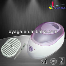 Portátil gw-02 parafina calentador de cera depilatoria