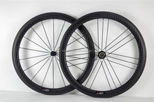 2015 Bicycle 50MM Wheelset,Carbon Road Bike Wheel,Clincher/Tubular Bike Wheel