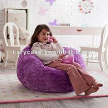 Chenille Lounger Bean Bag chair