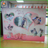 Magnetic Pop Up Display Stand Banner Stands For Wedding