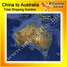LCL cargo air/sea ship from Shenzhen to Australia Sydney/Melbourne
