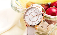 Cute leather wrist watches for girls,women gift watch,ladies leather wrist watches