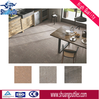 2015 new 3D rustic tiles wholesale price 600x600mm for floors, walls, 6687