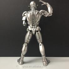 Surtidor de china 3d movie figura Ultron resina fantasy figuras