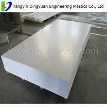 Polyethylene PE1000 Sheet - UHMW Electrically Conductive