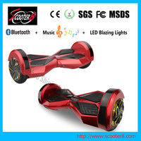 led self balancing scooter 2 wheels bluetooth electric for old people
