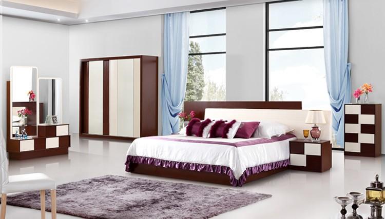 현대 나무 침대 디자인/최신 더블 침대 디자인/나무 침대 디자인 ...