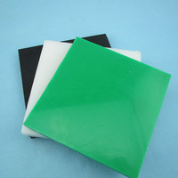 Conductive UHMWPE Plastic Sheet / UHMW PE Board With Lower Coefficient Of Friction