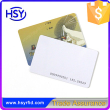 PVC Material Sample Employee ID Cards with free design