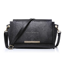 High quality designer handbags genuine leather handbag women's bag crocodile skin bag