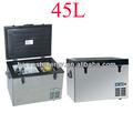 45l mini-dc freezer portátil do carro