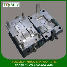 Melhor fábrica de moldes fabricante injeção de precisão letras de plástico e número Mould