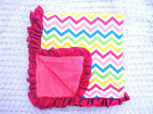 hot sale popular fashion cotton soft blanket for sale