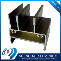 Long service life good anticorrosive performance aluminium profile extrusion 6063 6061