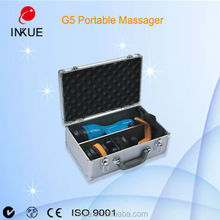 G5guagnzhou factory supplier g5 portable vibrating massage sanua electric device/G5 bio electric stimulator machine for ems body