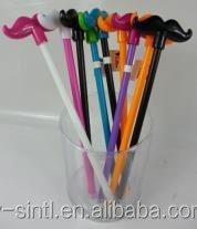 Cheap High Quality Fancy Mustache Pen for Kid Toy