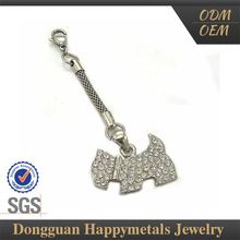 Super Quality Stainless Steel Sports Jewelry Charms Basketball