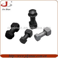 track bolt for bulldozer and excavator part