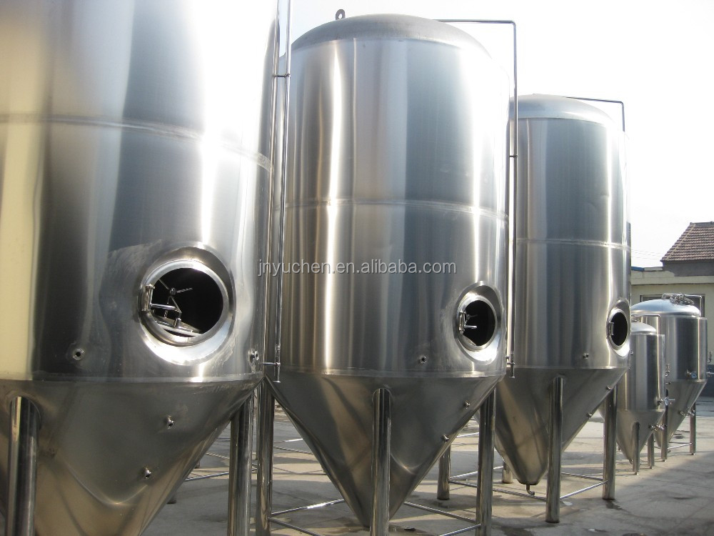 1000L, 2000L, 3000L, 5000L Fermenter, beer conical fermentation tank, beer brewing tank