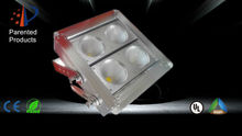 120w led flood light packing lot gas station tunnel lighting