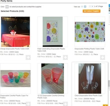 party goods manufacturer