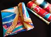 Custom Digital Printing Stock 90*90cm Twill Silk Scarves