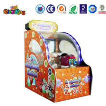 2015 qingfeng Amusement Lottery Ticket Games Machine/ticket Redemption Game/Lottery Tickets Machine