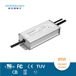 Input 90-305Vac and dc output 85W 31-61Vdc constant current led switch mode power supply