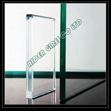 3 - 25 mm painel de parede de vidro com CCC e EN12150