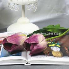 personalizada todos los tipos de China, tulipán flor artificial