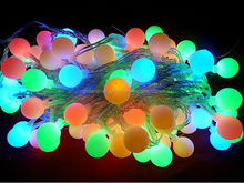 2016 New Products Low Power LED String Light/Christmas Decoration Light