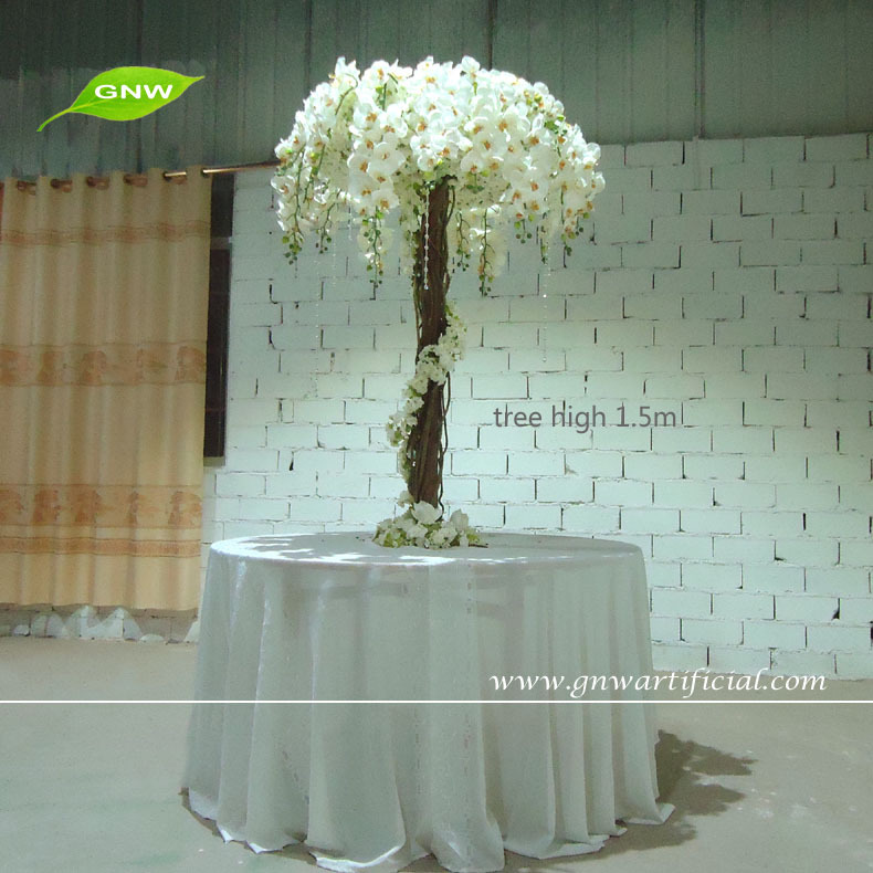 Gnw ctr1504 1 tall artificial plastic white blossom tree wholesale ctr1504001 mightylinksfo