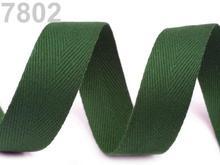 Herringbone Twill Tape width 20mm made in Czech