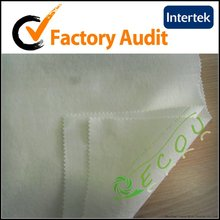 100g bamboo non woven fabric for bag