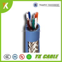 Water Proof Cable For Outside Use UTP/FTP/STP/SFTP Cat5e/Cat6 Lan Network Cable