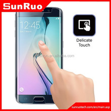 Tempered glass screen guard for samsung galaxy s6,for samsung galaxy s6 high clear screen protector
