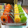 kinds of lovely fruit shape handmade soap as a gift
