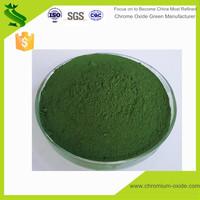 Unshaped Refractory Materials Chrome Oxide Green Chromium Trioxide