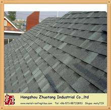 Chinese famous brand laminated roof asphalt shingle