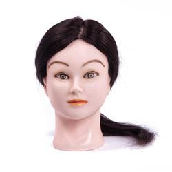 female hairdresser training head mannequin for sale