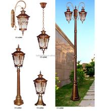 gl 9618 fluorescent light fixture frame garden light for parks gardens hotels walls villas