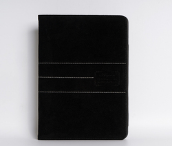 For ipad air 2 nubuck genuine leather smart cover
