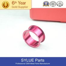 Grey Iron Powder Coated spacer for ball bearing 5 Axis