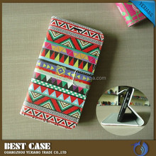 Customrized Classic decorative pattern cover for lenovo k3 note wallet flip case
