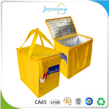 JEYCO BAGS PP lamination insulated lunch cooler bag manufacturer