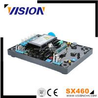 95-132V AC Or 190-264V AC 50Hz-60Hz For Brushless Generator Half-wave Single Phase Controlled Thyristor Type AVR SX460