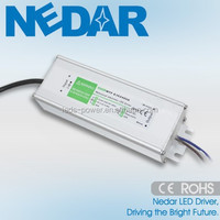 2015 AC90-250V 2400mA driver constant current IP67 for 70W/75W/80W/85W led ceiling lights led street lights