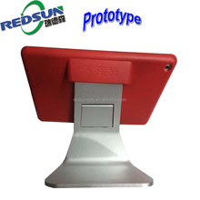 High polish surface 3d printing abs prototype for ipad case