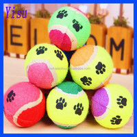 Dog Is Good Tennis Ball Throw Fetch Puppy Toy Pet Pup Chew Fetch Toys