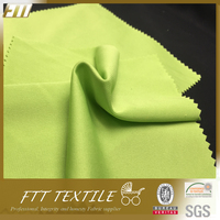 100% Polyester Knit Cupro Jersey Fabric